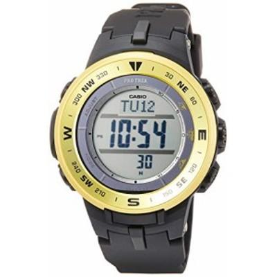 [カシオ] 腕時計 プロトレック PRG-330-9AJF メンズ ブラック(中古品)