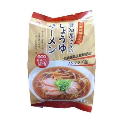 日食 醤油屋さんのしょうゆラーメン(2食) 224g