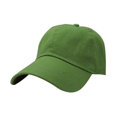 Falari ベースボールキャップ 野球帽 コットン100% サイズ調節可