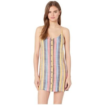 リップカール レディース ワンピース トップス Wonderland Dress