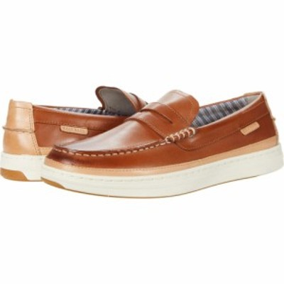 コールハーン Cole Haan メンズ ローファー シューズ・靴 Cloudfeel Penny Loafer British Tan Handstain