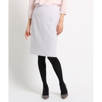 COUP DE CHANCE(クードシャンス) ウール混ジャージタイトスカート