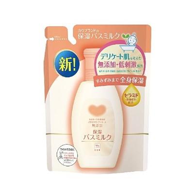カウブランド 無添加保湿バスミルク 詰め替え 480ml / 牛乳石鹸