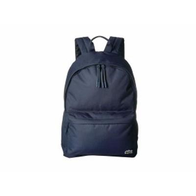 ラコステ メンズ バックパック・リュックサック バッグ Backpack Eclipse Blue/Co