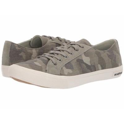 シービーズ スニーカー シューズ メンズ Monterey Sneaker Saltwash Sage Camo