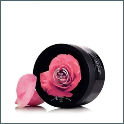 [ザ・ボディショップ]ブリティッシュ・ローズボディースクラブ50ML(96330) /ボディクレンザー/ 韓国化粧品