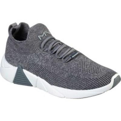 マークネイソン Mark Nason Los Angeles レディース スニーカー シューズ・靴 A-Line Pointe Sneaker Gray