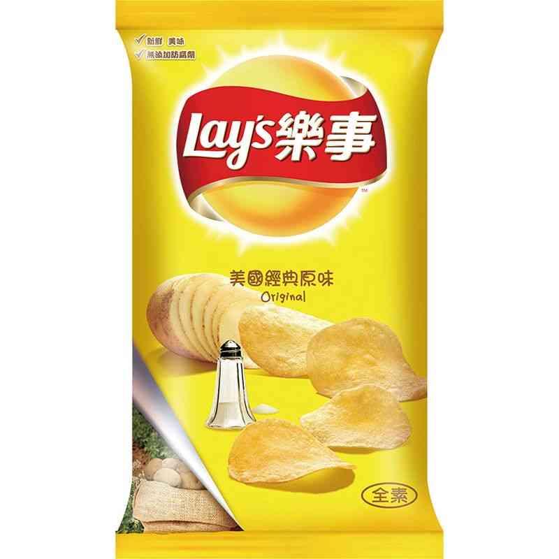 Lay s 樂事美國經典原味