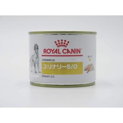 ロイヤルカナン ドッグフード ユリナリー S/O 缶 200gX12
