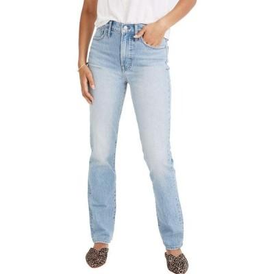 メイドウェル レディース デニムパンツ ボトムス The Perfect Vintage Full-Length Jeans in Colebrooke Wash