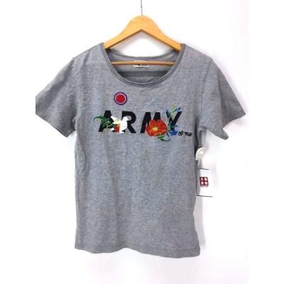 ミラコ miraco ARMY of me Tシャツ メンズ S 中古 210319