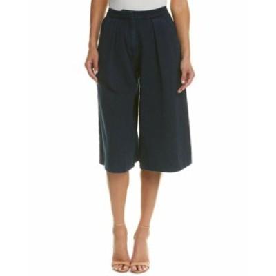 AG  ファッション パンツ Ag Jeans Trape Indigo Knit Three Pant