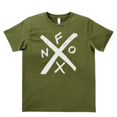 音楽・バンド・ロック・シネマ  Tシャツ NOFX カーキー MLサイズ