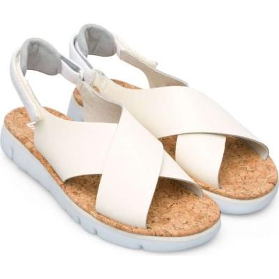 カンペール Camper レディース サンダル・ミュール シューズ・靴 oruga x-strap sandal Cream