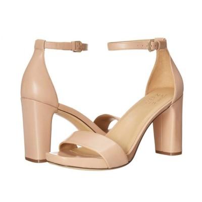 ナチュラライザー Naturalizer レディース サンダル・ミュール シューズ・靴 Joy Barely Nude Leather