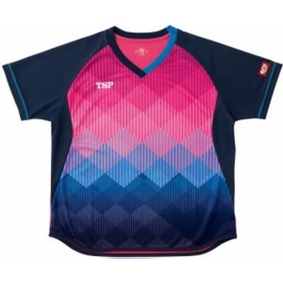 TSP レディース ゲームシャツ リエートシャツ 卓球 032418-0300 レディース