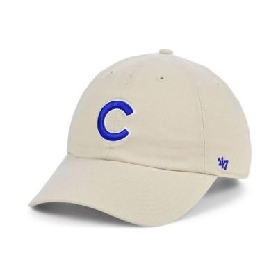 47ブランド メンズ 帽子 アクセサリー Chicago Cubs Bone Clean Up Cap
