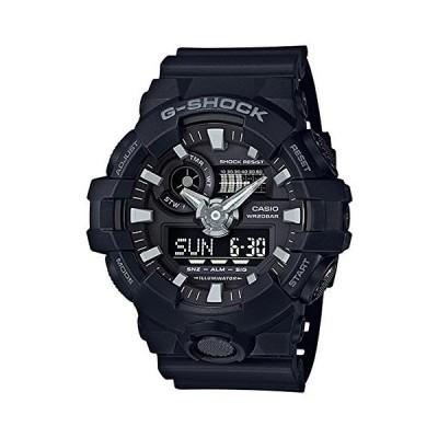 CASIO (カシオ) 腕時計 G-SHOCK(Gショック) GA-700-1B メンズ [並行輸入品]