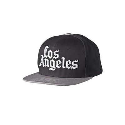 帽子 ジャスリブ JSLV Times Snapback Hat ブラック グレー LA Los エンジェルes Snap Back Cap