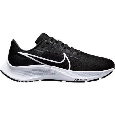 ナイキ シューズ レディース ランニング Nike Women's Air Zoom Pegasus 38 Running Shoes Black/White