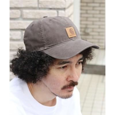 帽子 キャップ carhartt/カーハート Odessa Cap ウォッシュ加工 キャップ