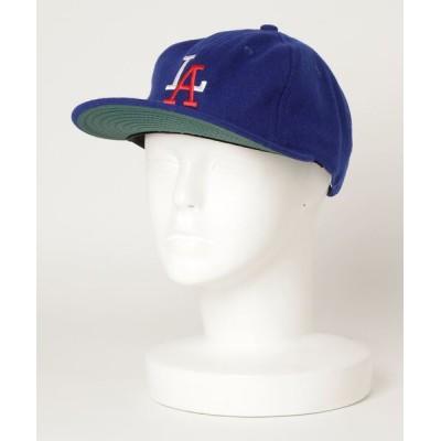 THE BAREFOOT / 【 EBBETS FIELD FLANNELS / エベッツフィールドフランネルズ 】# CAP ベースボールキャップ MEN 帽子 > キャップ