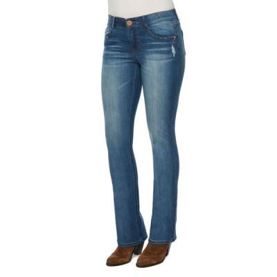 デモクラシー レディース デニムパンツ ボトムス Women's AB Solution Itty Bitty Boot Jeans