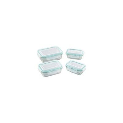 耐熱ガラス保存容器4点セット   7041290