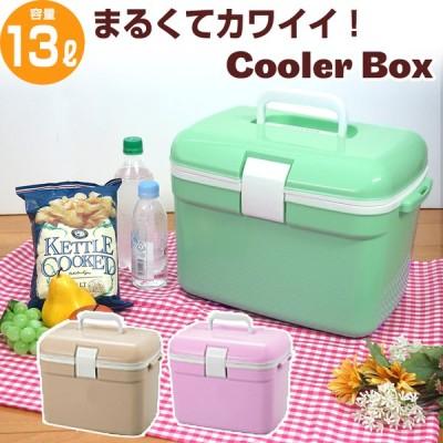 クーラーボックス 小型JEJ クーラーbox  コンパクト おしゃれ かわいい クーラーバッグ  クーラーBOX 保冷バッグ 保冷(クーラー13L)