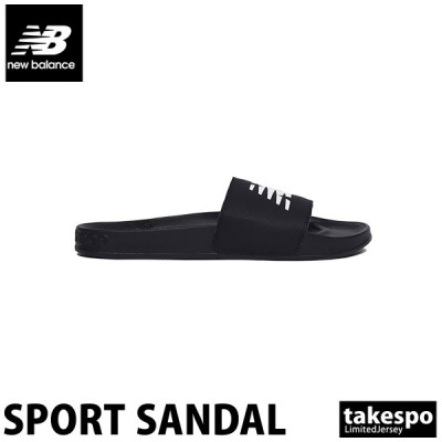 ニューバランス サンダル メンズ newbalance シャワーサンダル スポサン スポーツサンダル 200 SLIDE SMF200B1D BLK SALE セール