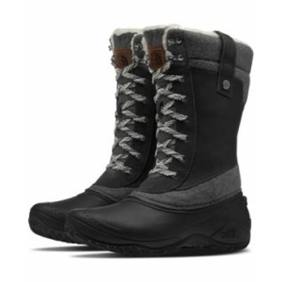 ノースフェイス レディース ブーツ・レインブーツ シューズ Women's Shellista III Mid Boots Vanadis Grey/tnf Black