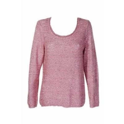 Rosa  ファッション トップス Inc International Concepts Rosa Lentejuelas Jersey XL
