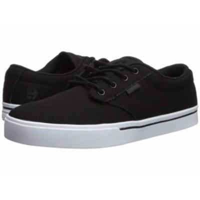 Etnies エトニーズ メンズ 男性用 シューズ 靴 スニーカー 運動靴 Jameson 2 Eco Black/White/Black【送料無料】