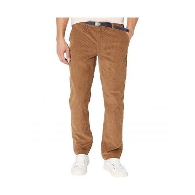 J.Crew メンズ 男性用 ファッション パンツ ズボン Belted Corduroy Chino - Saddle Brown Stretch Corduroy