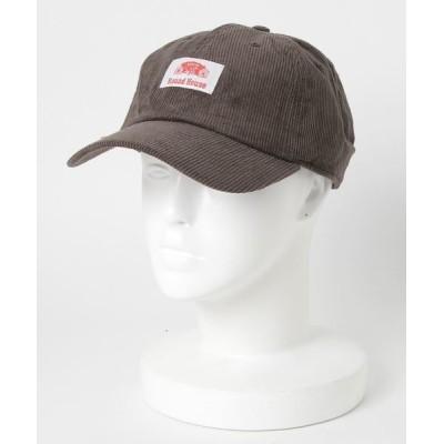 atmos pink / ROUND HOUSE CORDUROY BB CAP MEN 帽子 > キャップ