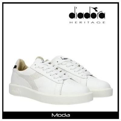 ディアドラ スニーカー メンズ 白 ホワイト DIADORA 靴 ローカット