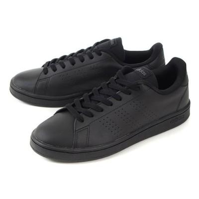 adidas(アディダス) ADVANCOURT BASE(アドバンコート ベース) EE7693 ブラック/ブラック SALE