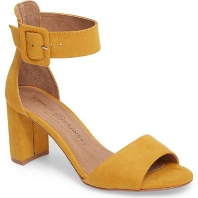 チャイニーズランドリー CHINESE LAUNDRY レディース サンダル・ミュール シューズ・靴 Rumor Sandal Yellow