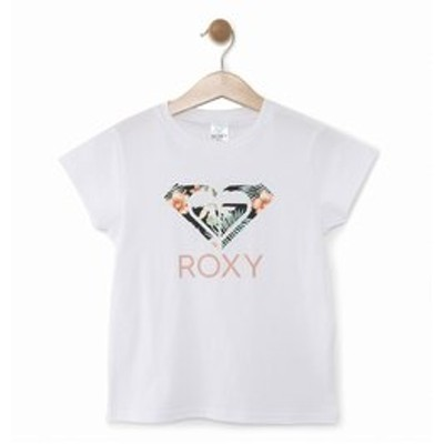 【ROXY ロキシー 公式通販】ロキシー(ROXY)ロゴ Tシャツ MINI TROPICAL ABABA LOGO (100-150)