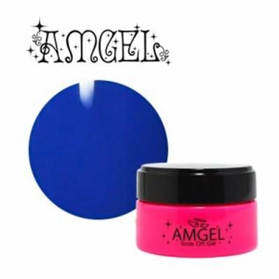 ジェルネイル カラージェル アンジェル AMGEL カラージェル AL8M ジャンピングブルー