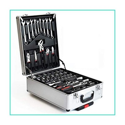 Tool Kit for Home,217 in 1Mechanics Tool Set Socket Auto Repair Tool,Home Repair Basic Tool Kit Sets,General Household Hand Tool Kit Tie Rod