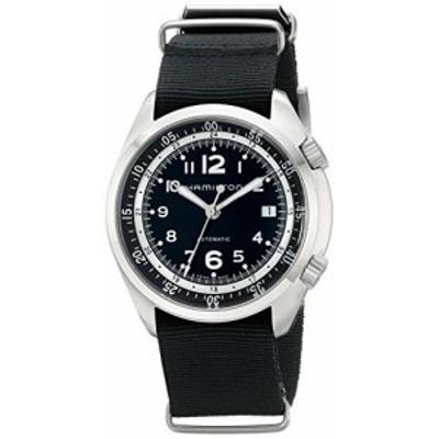 [ハミルトン]HAMILTON 腕時計 Khaki Pilot Pioneer Auto(カーキパイロット パイオニアオート) H76455933 メンズ 【並行輸入?