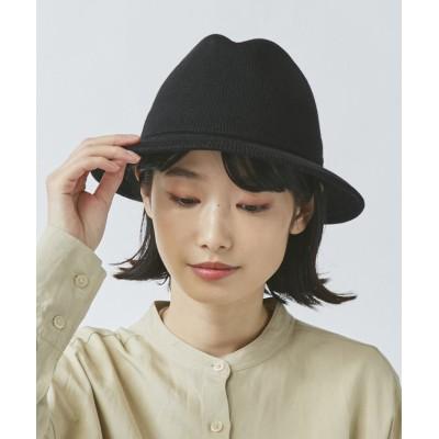 【オーバーライド】 OVERRIDE THERMO MANNISH HAT SG レディース ブラック 57.5cm OVERRIDE