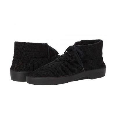 Arcopedico アルコペディコ レディース 女性用 シューズ 靴 スリッパ Pelouche - Black/Faux Fur lined