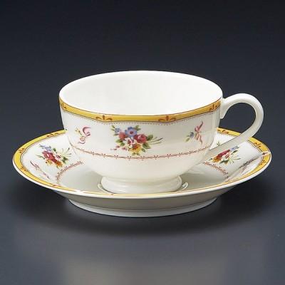 陶雅 NBブランシェ 紅茶碗皿セット