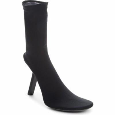 バレンシアガ BALENCIAGA レディース ブーツ シューズ・靴 Sock Bootie Black