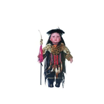 MOJAG 24 Porcelain Indian Toddler Dolls By Golden Keepsakes ドール 人形 フィギュア