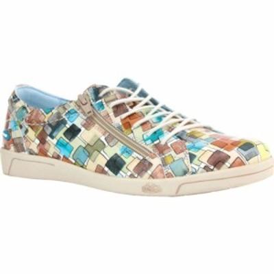 クラウド CLOUD レディース スニーカー シューズ・靴 Aika Multicolour Squares