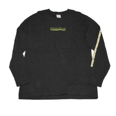 SUPREME 2018AW 1994 LS TEE ロンT ブラック サイズ:M (四条中之町店) 210313