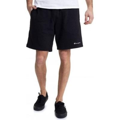 チャンピオン Champion メンズ ショートパンツ バミューダ ボトムス・パンツ - Authentic Bermuda NBK - Shorts black